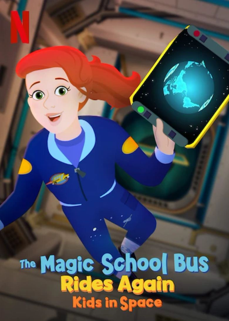The Magic School Bus Rides Again: Kids in Space Poster