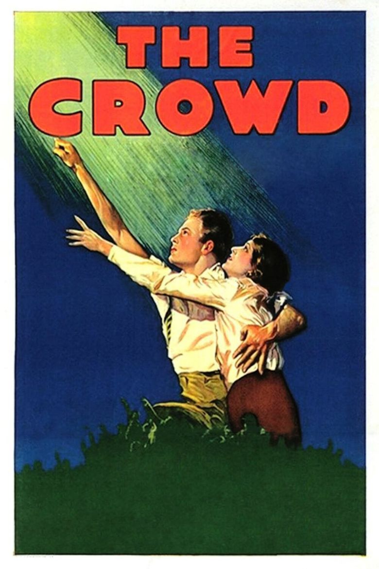 The Crowd Poster