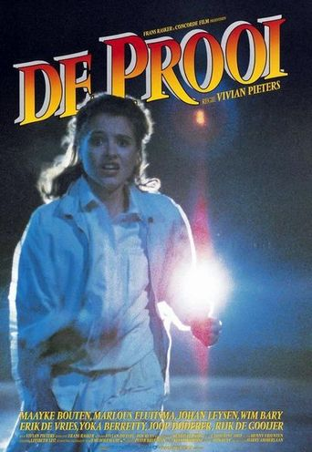 Death in the Shadows Poster