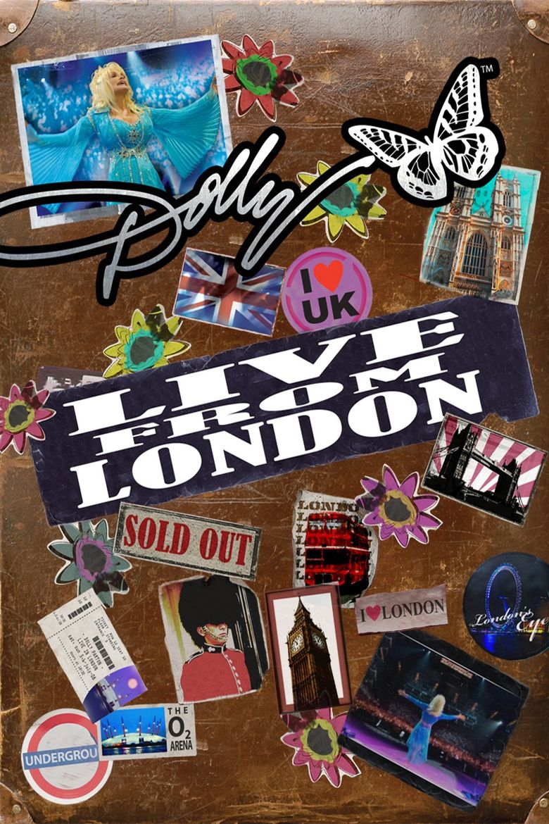 Dolly: Live from London Poster