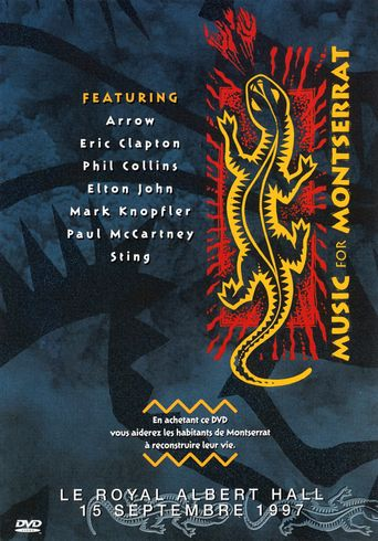 Music for Montserrat Poster