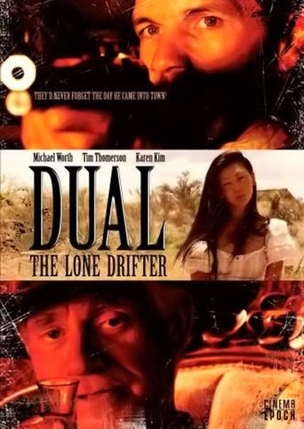 Dual: The Lone Drifter Poster