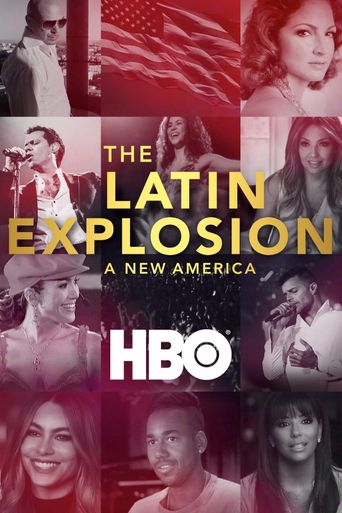 The Latin Explosion: A New America Poster