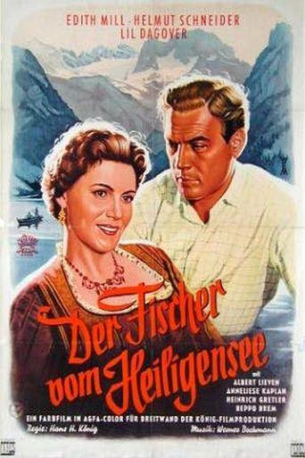 Der Fischer vom Heiligensee Poster