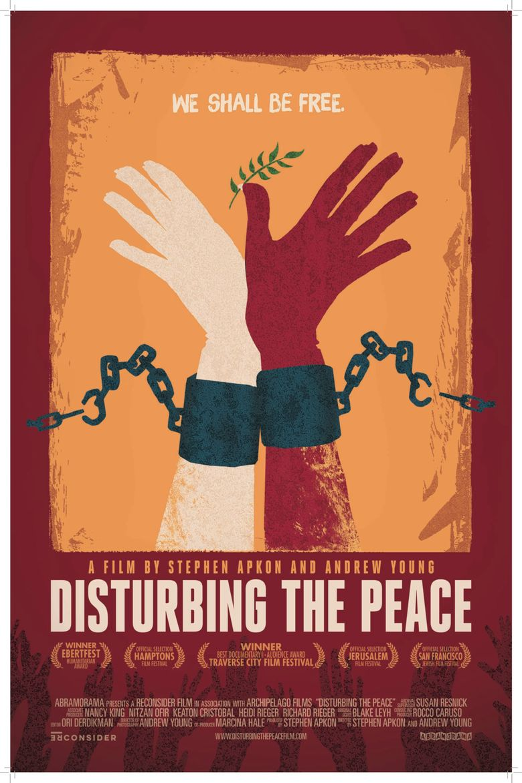 Disturbing the Peace Poster