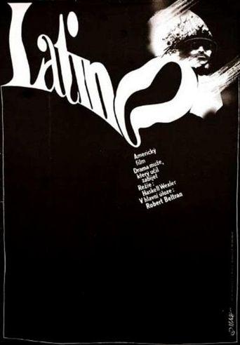 Latino: America's Secret War in Nicaragua Poster