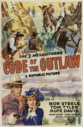 Code of the Outlaw Poster