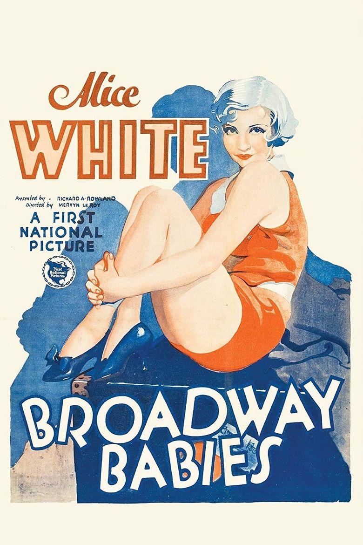 Broadway Babies Poster