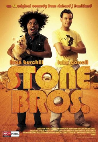 Stone Bros. Poster