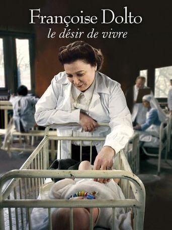 Françoise Dolto, for the love of children Poster