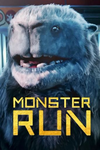 Monster Run Poster