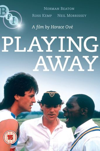 Playing Away Poster