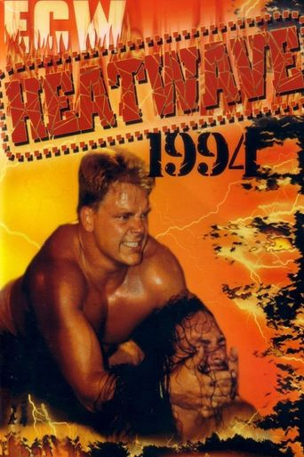 ECW Heatwave '94: The Battle for the Future Poster