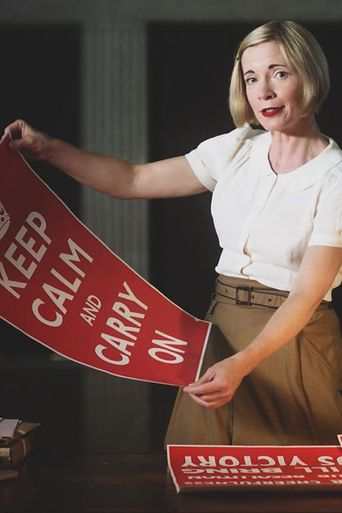 Blitz Spirit with Lucy Worsley Poster