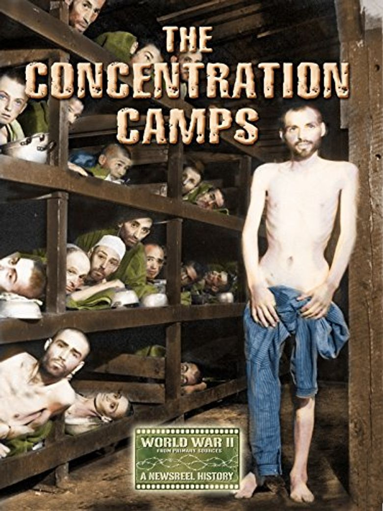 Nazi Concentration Camps Poster