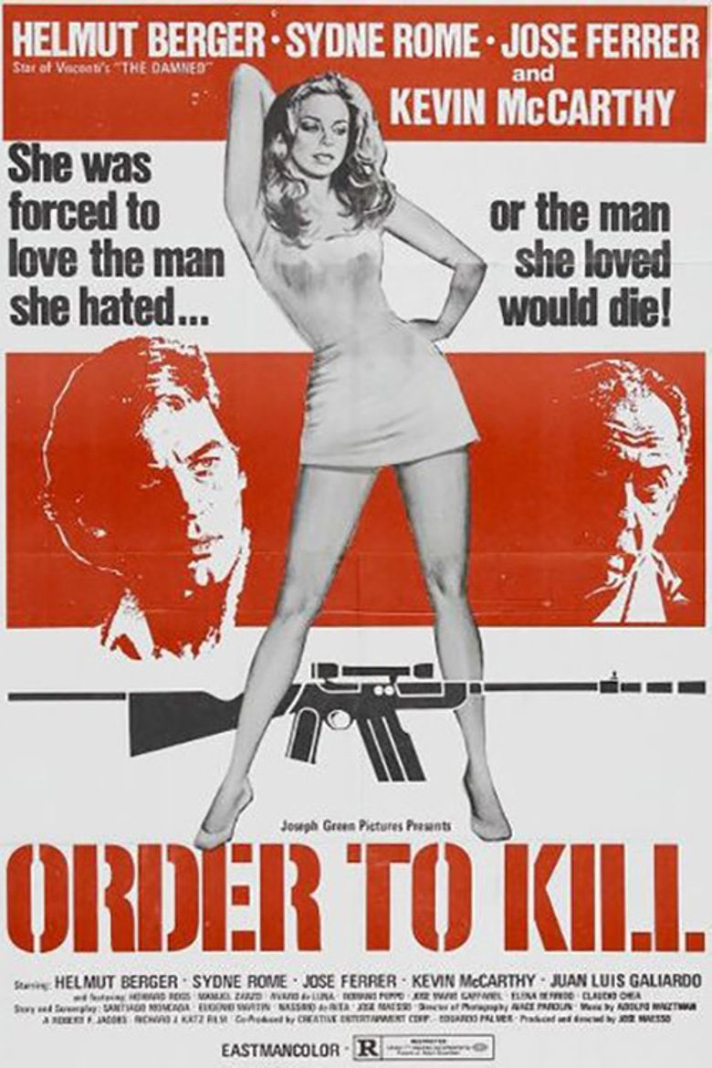 Order to Assassinate Poster