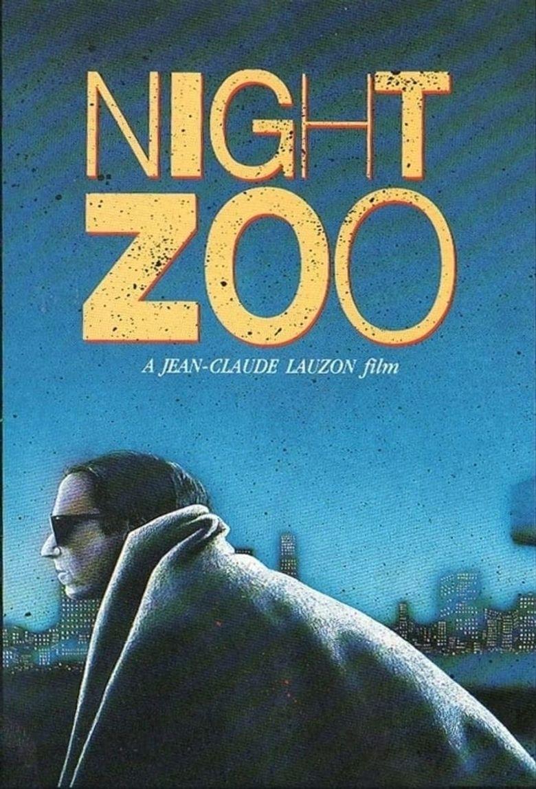 Night Zoo Poster