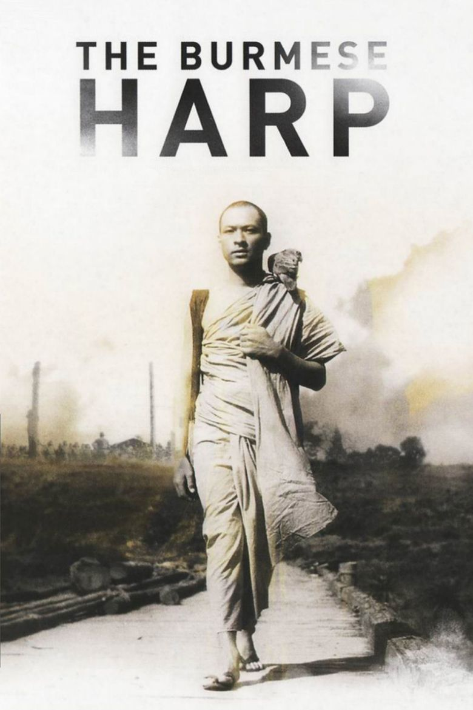 The Burmese Harp Poster