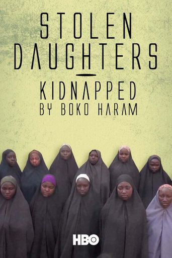 Stolen Daughters: Kidnapped By Boko Haram Poster