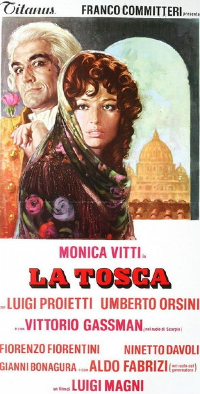 La Tosca Poster