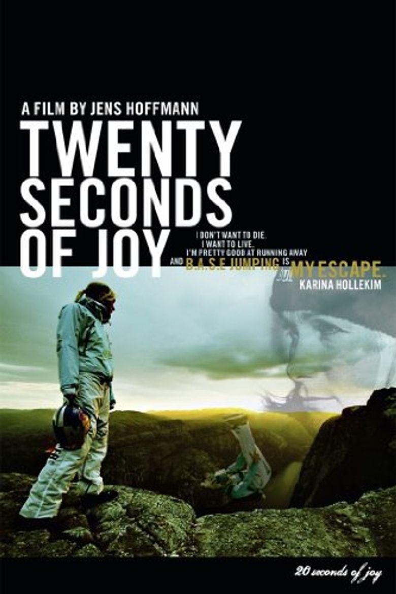 20 Seconds of Joy Poster