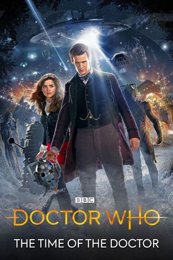 Doctor Who: The Time of the Doctor Poster