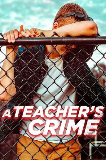A Teacher's Crime Poster