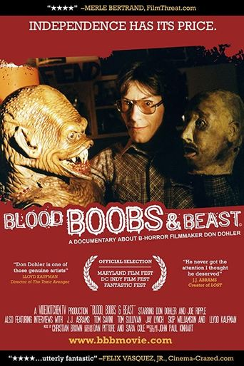 Blood, Boobs and Beast Poster