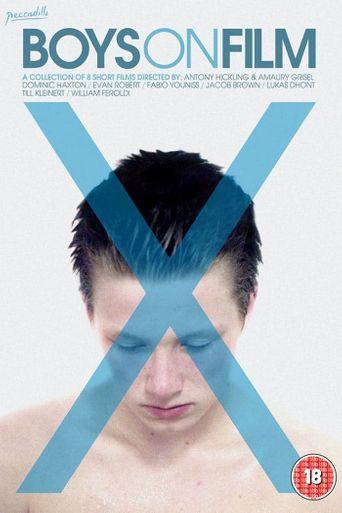 Boys On Film X Poster