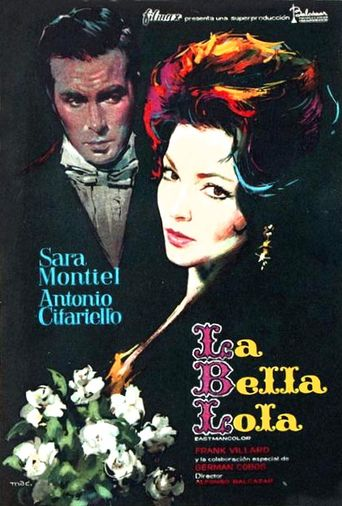 The Lovely Lola Poster