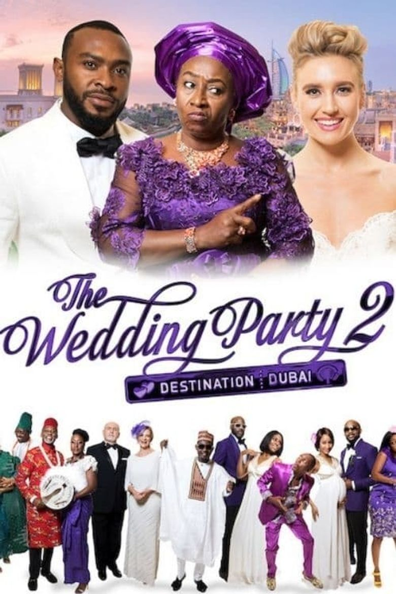 The Wedding Party 2: Destination Dubai Poster