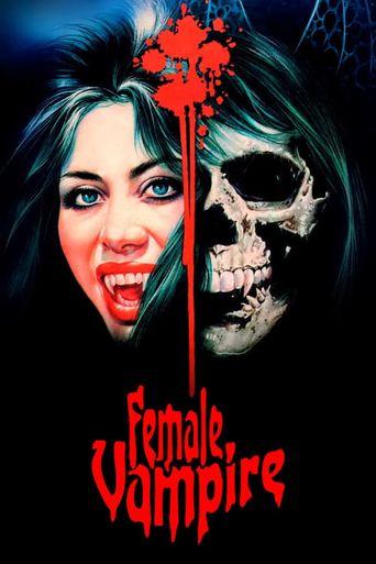 Female Vampire Poster