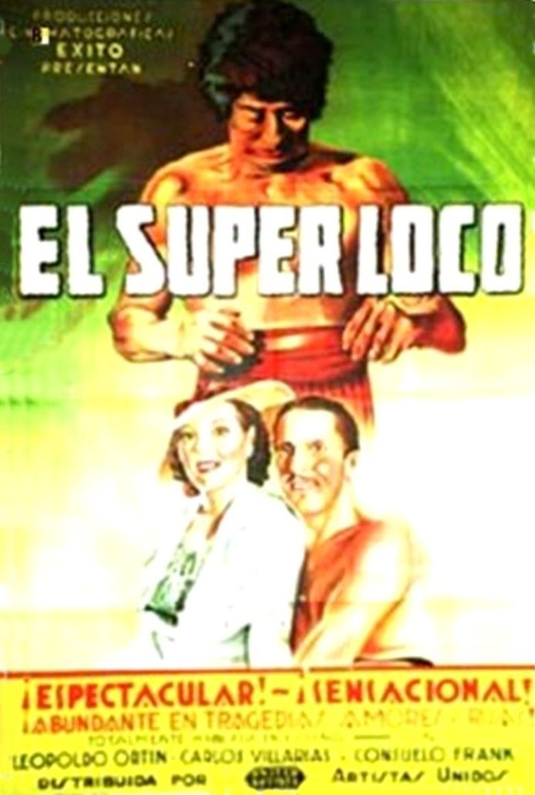 The Super Madman Poster