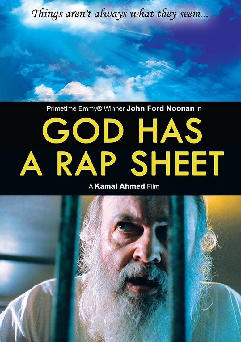 God Has a Rap Sheet Poster