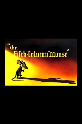 Fifth Column Mouse Poster