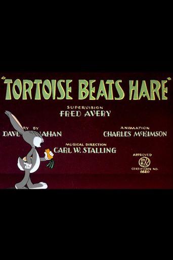 Tortoise Beats Hare Poster