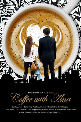 Coffee with Ana Poster