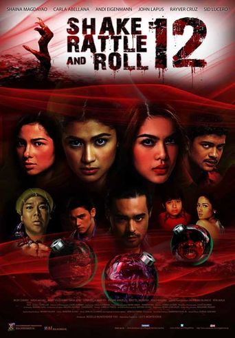 Shake Rattle and Roll 12 Poster
