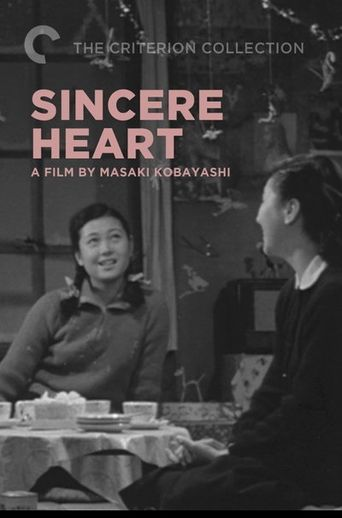 Sincere Heart Poster