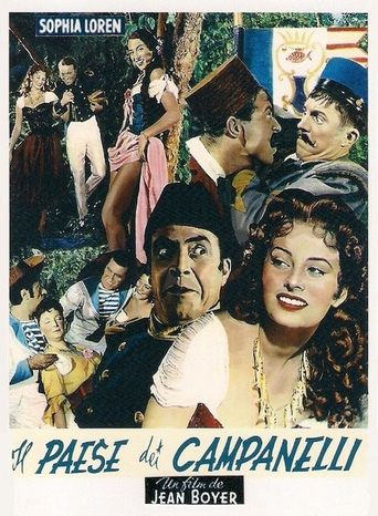 The Country of the Campanelli Poster