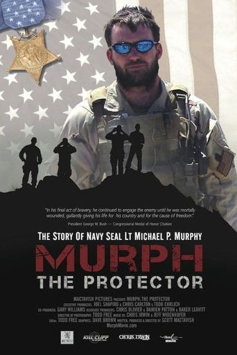 MURPH: The Protector Poster