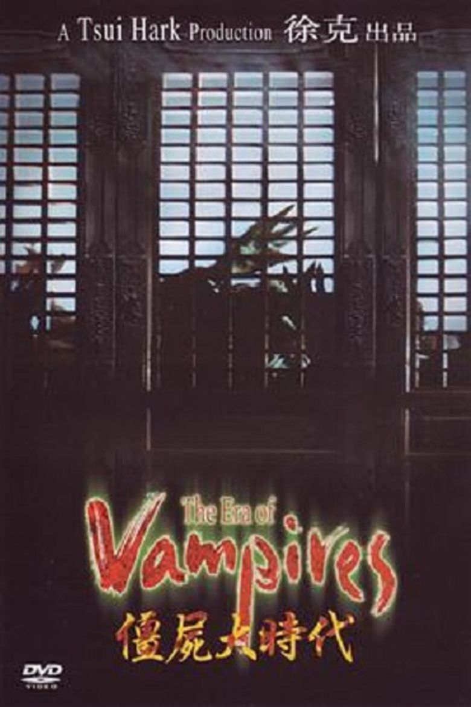 The Era of Vampires Poster