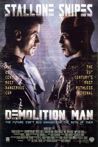 Watch Demolition Man