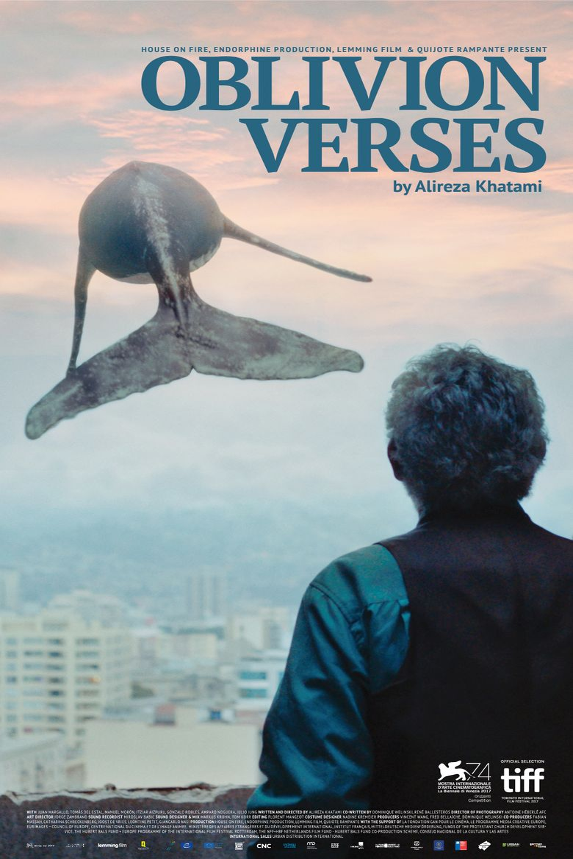 Oblivion Verses Poster