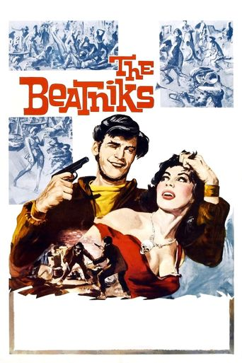 The Beatniks Poster