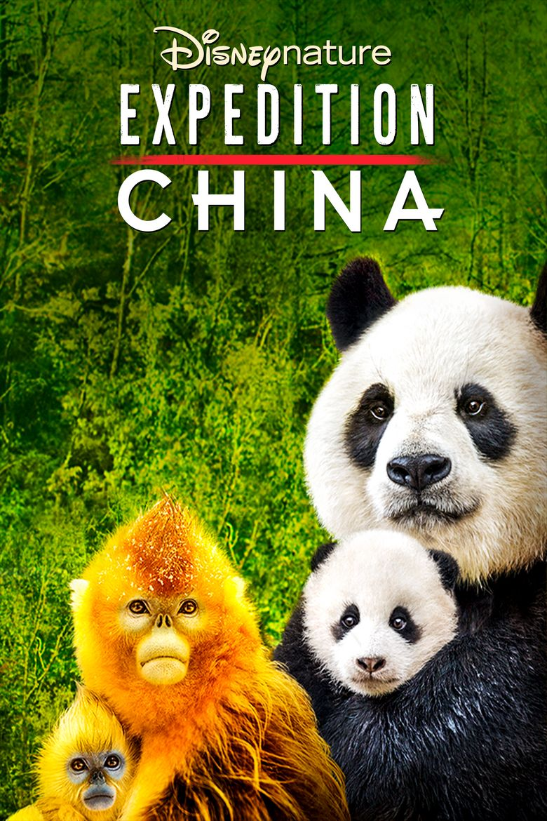 Expedition China Poster