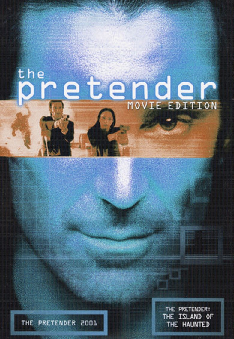 The Pretender: Island of the Haunted Poster
