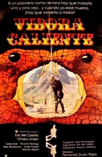Hot Snake Poster