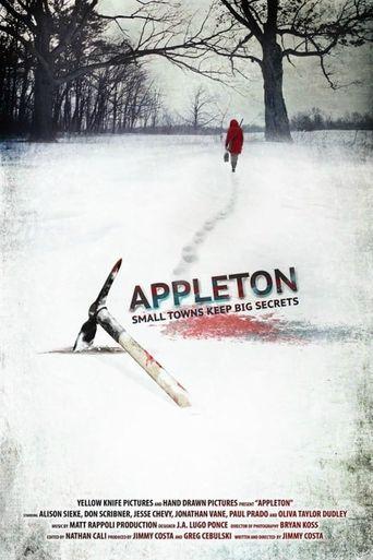 Appleton Poster