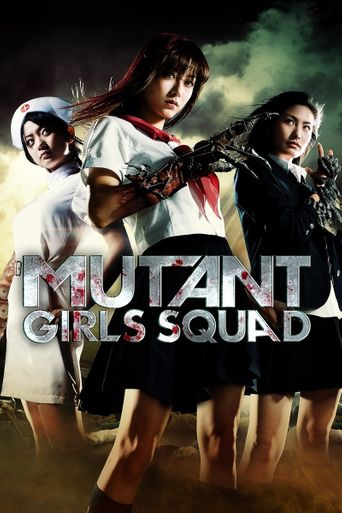 Mutant Girls Squad Poster